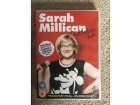 SARAH MILLICAN DVD