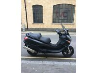 FOR SALE PIAGGIO X9 125cc MOPED £750 SPORTS EXHUAST