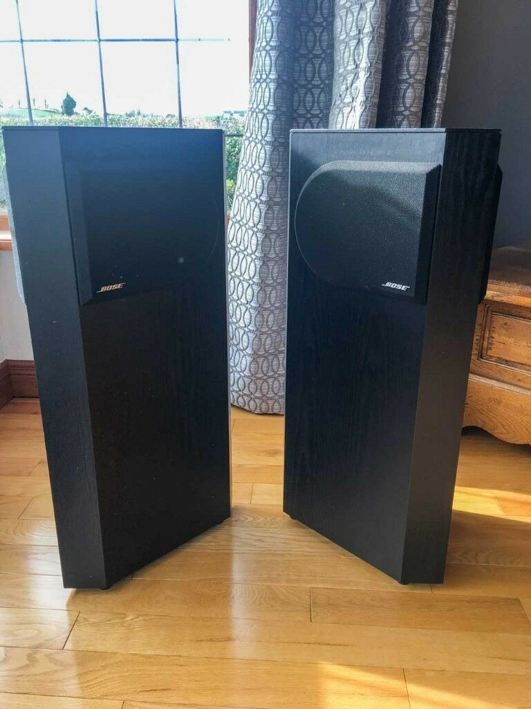 Bose Stereo >> Bose 401 Quality Floor Standing Speakers - Monster Sound | in Lisburn, County Antrim | Gumtree