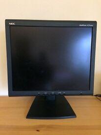 NEC computer monitor