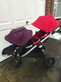 Baby jogger select double