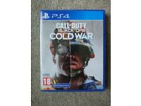 Call of duty cold war used once perfect condition! Collection or postal at no extra charge!