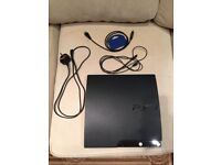 PlayStation 3 Slim 250GB Charcoal Black Console with controllers, games bundle & PlayStation move