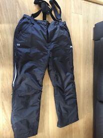 TRESPASS SALOPETTES /SKI PANTS Large size 3XL