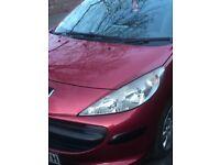 Peugeot 207 1.4 spare and repair