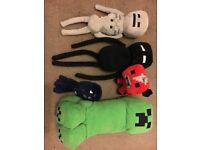 Minecraft Plush Toys