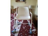 Brand new shower chair