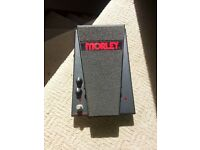 Morley bad horsie 2 wah