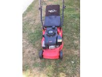 Power devil petrol lawn mower