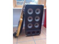 Phil Jones PB300 powered speaker