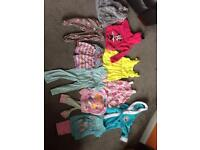 Girls toddler clothes 18-24 months and 2-3 summer clothes