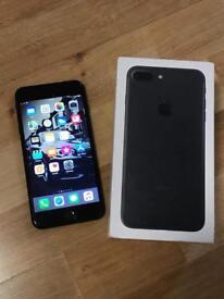 APPLE IPHONE 7 PLUS 128GB BLACK UNLOCK