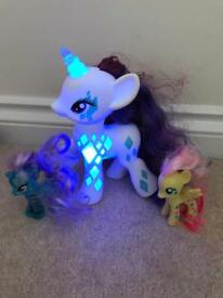 Selection of My Little Pony