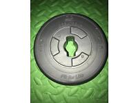 DP Fit for Life - Vinyl Weights - 4 x 2kg