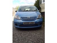 Citroen C3 2005 model excellent condition inside and out and under the bonnet.