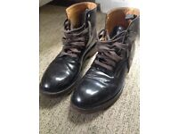 Men's Paul Smith Boots (Size 8)