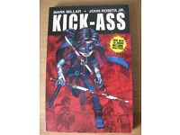 Kick Ass graphic novel instalment 1 with 16 added bonus pages