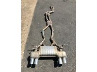 M3 F80/M4 F82 OEM Exhaust System - Done only 3,000 Miles
