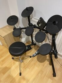 Gear4music DD400+ Electronic Foldable Drum Kit