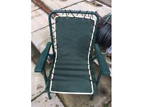 3 x Deck chairs (Good Condition)