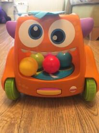 FisherPrice Zoom and Crawl Monster