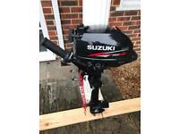 Suzuki DF2.5 hp Outboard