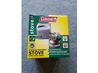 Coleman 533 sportster stove. Carp fishing. Camping New and unused.