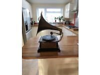 Gramophone and records for sale