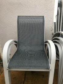 Garden chairs (very comfy)