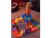 Toot Toot Construction Set