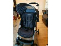 Graco Mirage Orbit pram.