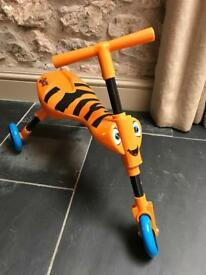 Scuttle Bug, Tiger. Limited Edition