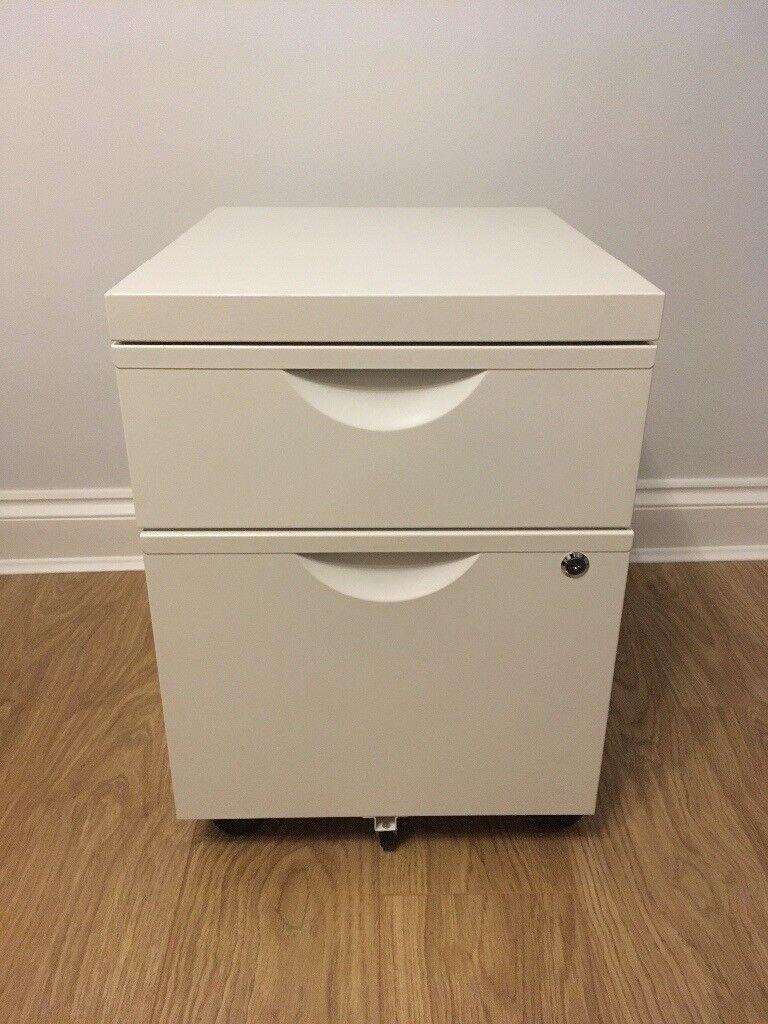Ikea Erik Locking File Cabinet With Two Keys In Wimbledon London Gumtree