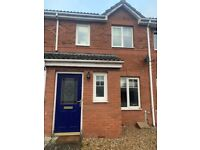 GARTCOSH 2 DOUBLE BEDROOM MID-TERRACED HOUSE WITH FRONT AND BACK GARDEN £630 A MONTH -FROM 16/12/20