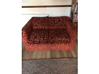 2 seater sofa for sale in good condition