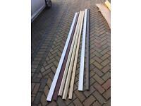 Box frame mouldings