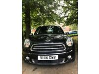 Mini Paceman D Cooper black leather heated seats