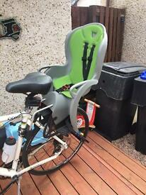 Hamax Smiley Child Bike Seat, great condition