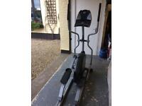 Horizon fitness elliptical cross trainer