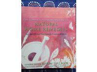 Natural Home Remedies by Karen Sullivan