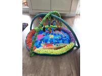 Sea animals Play mat