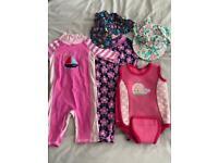 Baby Sun Protection Swimwear bundle (0-6 months)