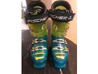 Fischer Soma x 120 Men's Ski Boots