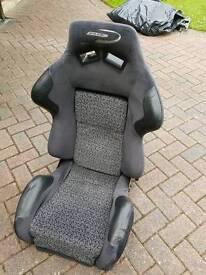 Car Seats Van conversion.