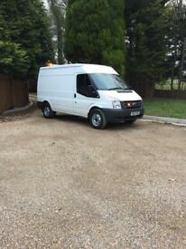 2011 FORD TRANSIT 115 T350M WMB RWD (ONE OWNER)