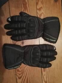 Frank Thomas motorcycle winter gloves XL motorbike