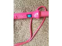 Curling wand Yogi Pink Excellent condition