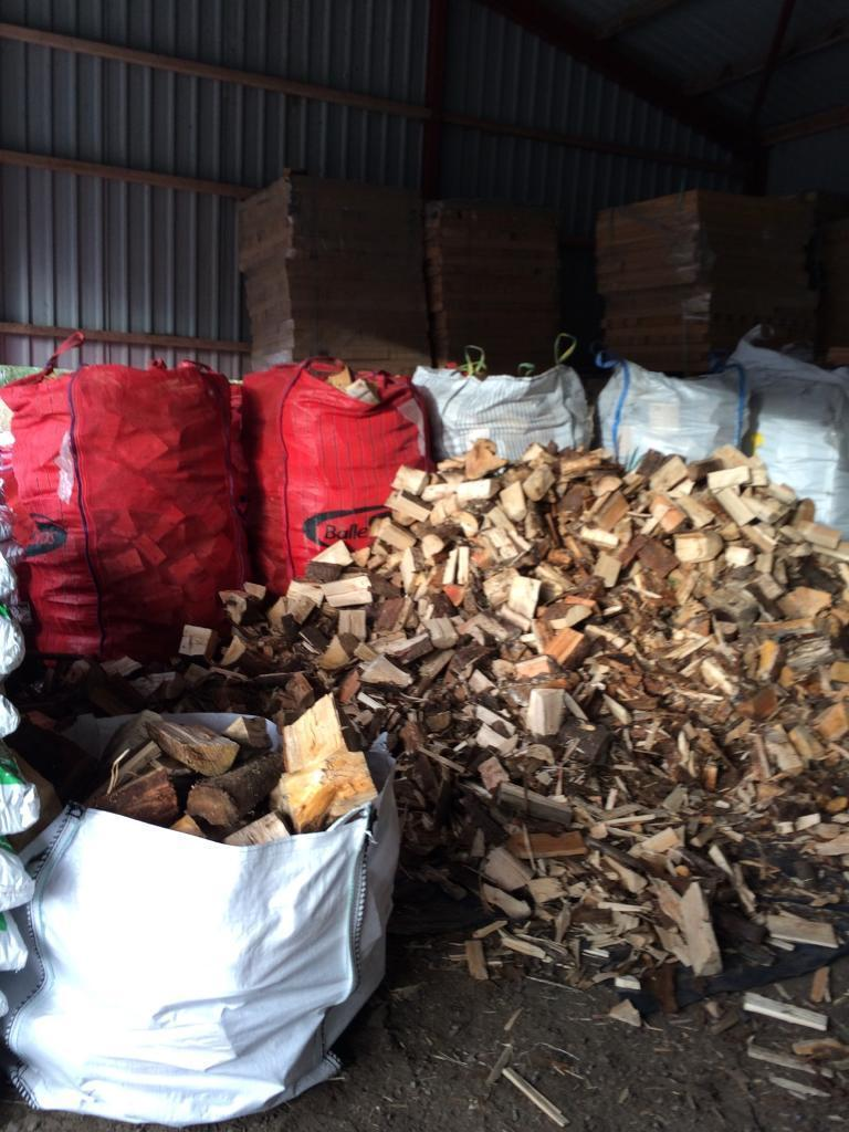 Wood for salein Craigavon, County ArmaghGumtree - Giant bags of wood for sale.Collection only, half size bags available for delivery. Delivery charges may apply depending on the distance