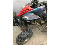 Quad spare repair 125