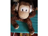 Monkey speaker